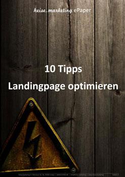 ePaper Landingpage optimieren