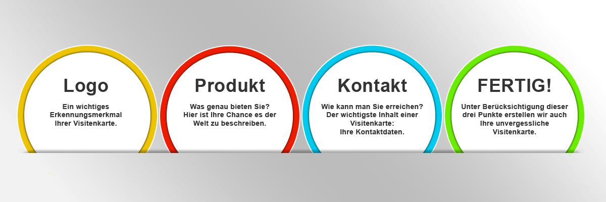 Logo Visitenkarten